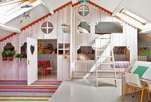 Les chambres idéals pour enfants et adultes