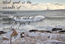Winter 2016 Rockport Massachusetts / #RockportRocks in the winter!