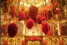 Храмовая флористика / Оформление православных праздников цветами