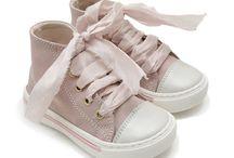 Βαπτιστικά παπούτσια για κορίτσια