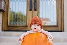 Pumpkin baby October