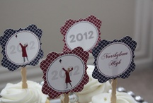 Graduation party ideas / by Jennifer Kirlin | BellaGrey Designs