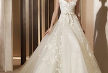 Wedding Dresses that are beautiful!!! / by Skye Grit