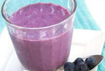 Smoothies / Healthy smoothies  / by Marcie Flint