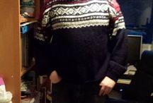 Strikking / Ting jeg har strikket