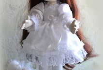 Dolls, dolls and more dolls / by Jane Lawson
