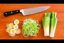 Leek LEAP Recipes