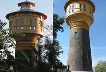 Водонапорные башни