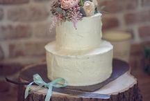 decor: cake flowers