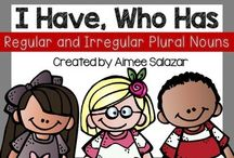 Grammar/Spelling / by Emily Marsh