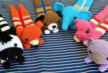 cosas con crochet