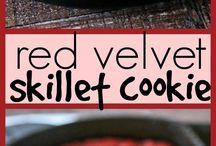 Velvet Sweets and Treats!