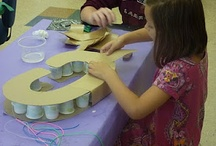 Crafts - School Projects / by Suzanne Zimmer