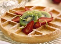 My Belgian Waffles / Oh the yummy goodness!!