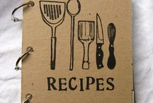 Recipe Book- 18th Anni
