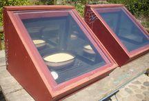 solární vaření