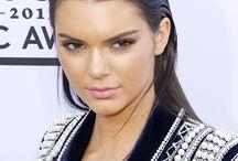 Celeb hairstyles: the wet look trend / Cheveux de stars: la tendance wet look