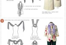 scarves/accessories / by Cindy Snider