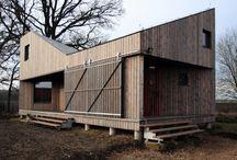 Ideas for small architecture / Ideeen voor kleine architectuur