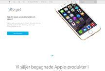 Apple saljer fabrik