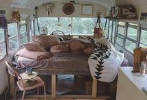 Van traveling ideas