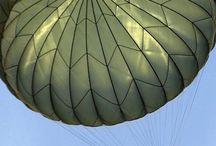 Parachutisten photo's!