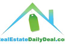 Real Estate / RealEstateDailyDeal.com offers homes for sale or rent that are a good deal. From homes that are priced to sell to short sales & Foreclosures, visit our site often for updated lisitngs. REALTORS, list for FREE.
