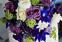 Jo's wedding flowers