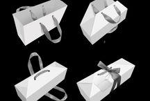 Paper Bags Sampling Packaging
