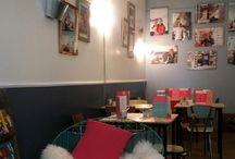 L'impertinente Lille / Un salon de thé girly au gâtals plus que bon
