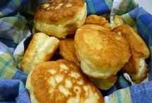 Banting Breads, Scones & Pancakes