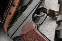 Пневматика пистолет