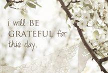 Gratitude / by eMindful