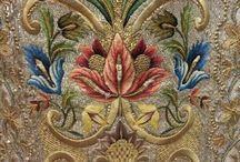 Turkish Embroidery ( Türk İşi ) / Türk işi Nakış