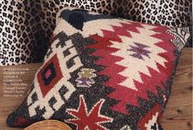 Home Decor Knitting and Crochet Patterns / Cushions, afghans, blankets, pillows, home ware! / by Dayana Knits