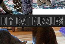 kedi oyuncakları fikirleri