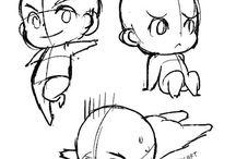 Chibi,cute stuff drawing