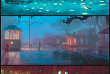 Layouts & Backgrounds