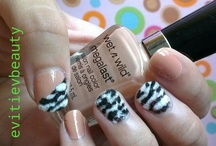 Nail Art I Create / Love to do this and so addicted