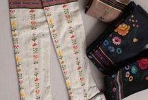 Folk Art Fashion