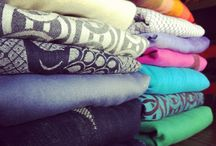 Stash Shots / Want to see some glorious pictures of wraps? All piled up??? k. cool, me too.
