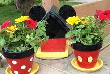 Disney crafts / Disney craft idea, Disney diy ideas