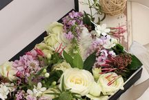 Box Arrangement Flowers