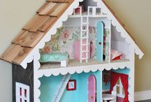 Dollhouse Project / by Shelly Garrity