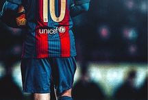 Lionel 'King' Messi / Everyone wants to be him.