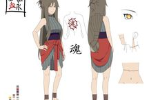 Ja z anime Naruto