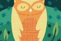 Owl - art