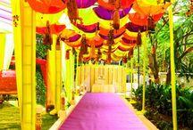 Wedding decoration krpkab