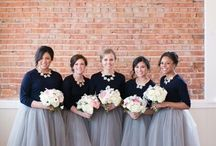 Soon Trending Bridesmaids dresses / Future trends of bridesmaids dresses.