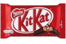 Nestle Kit Kat / Check out the range of #KitKat branded #chocolate you can buy online from Moo-Lolly-Bar - http://ow.ly/Z63Pk